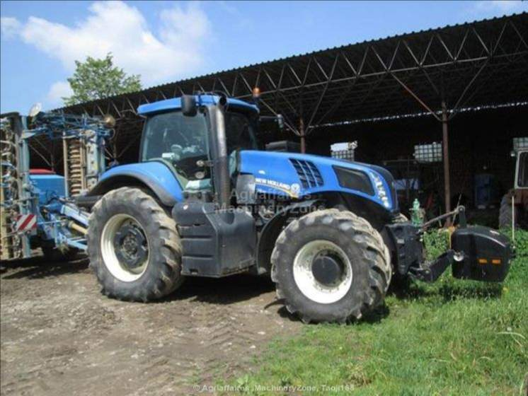 NEW HOLLAND - T8.360