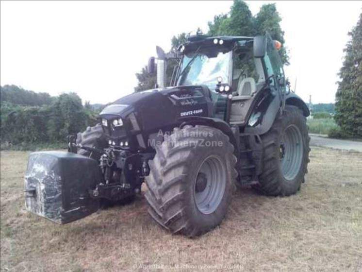 DEUTZ-FAHR - 7250ttv warrior