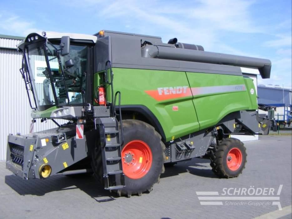 FENDT - 6275 L MCS